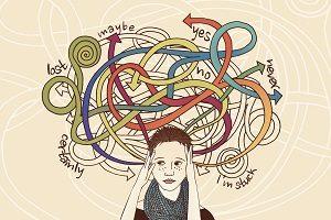 Des spécialistes de la psychologie exposent les méthodes permettant de ne plus trop réfléchir (1/2)