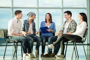 Un panorama de la thérapie de groupe